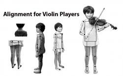 25 Objective Markers for violin & viola